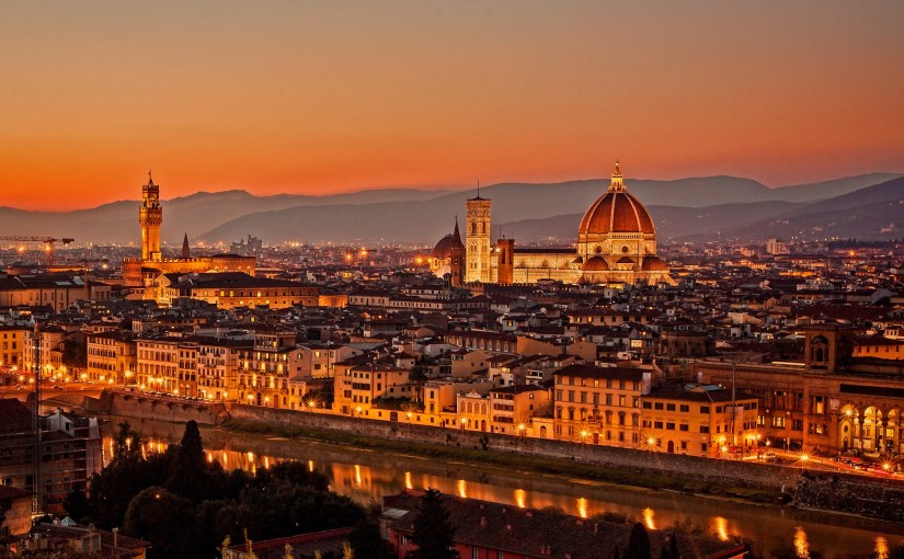 An Introduction to Florence – Trust me, I'm anExpert.