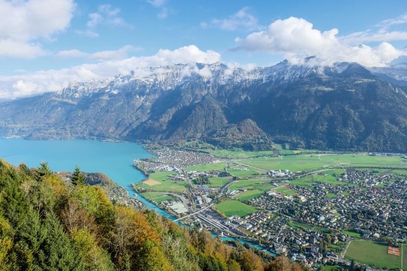 Interlaken: Seeing the Natural World in a DifferentWay