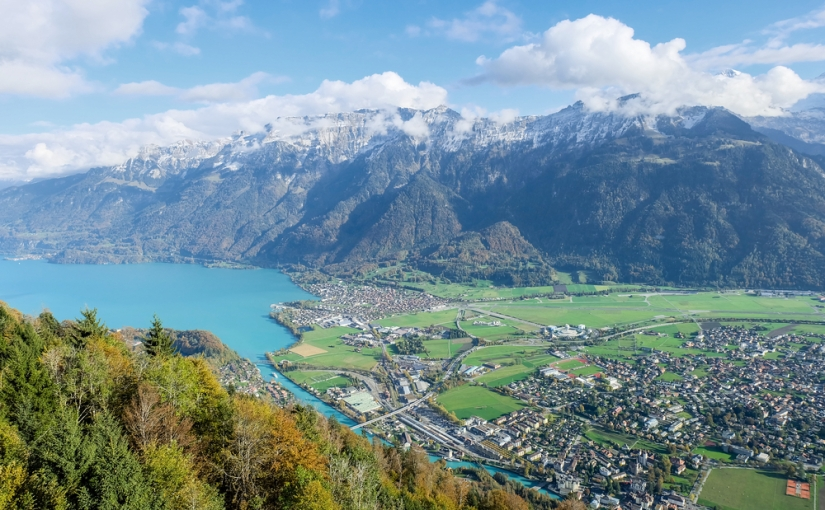 Interlaken: Seeing the Natural World in a Different Way