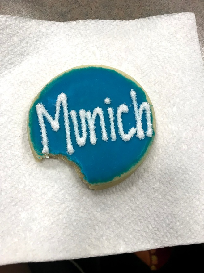 munich cookie