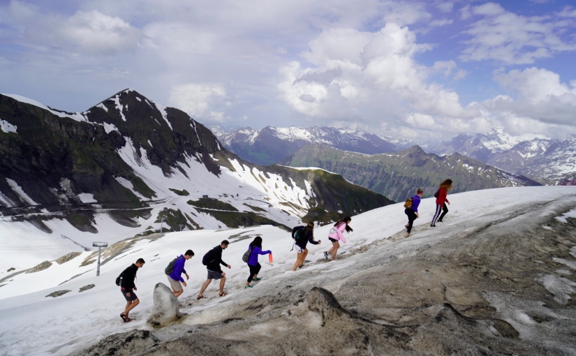 Photos: A Full Day in TheAlps