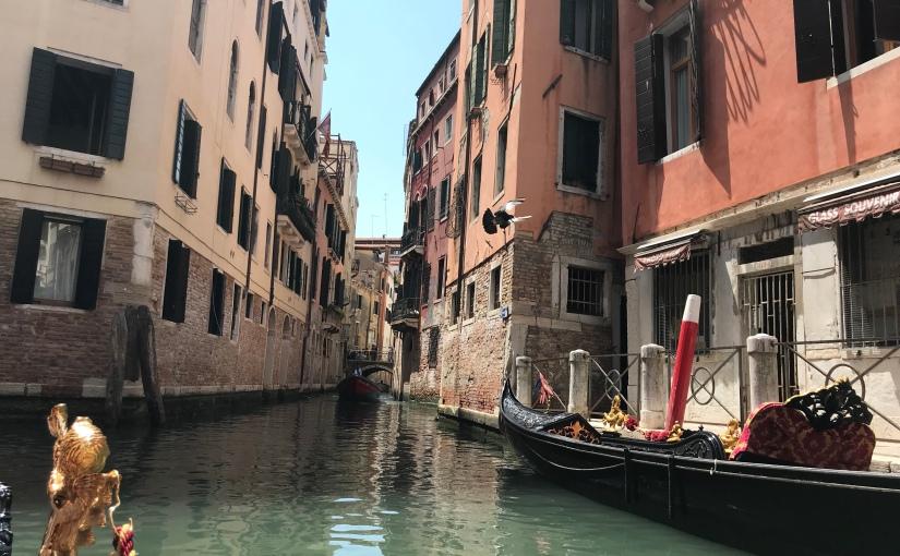 Gondolas Galore